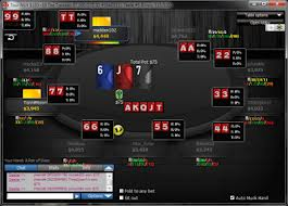 Using a Poker HUD Online